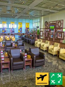 Pearl Lounge - Transfer via Kigali International Airport