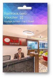 Lounge Access Voucher - Kuwait Airport (Quantity - 50)