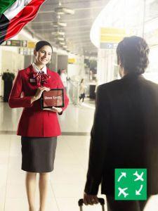 Meet and Assist Plus Pearl Lounge - Transfer via Kuwait International Airport