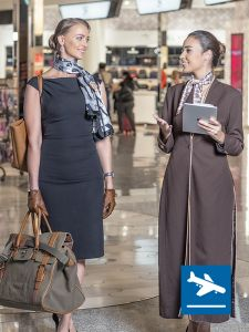 Meet and Assist - Arrival to Casablanca T2