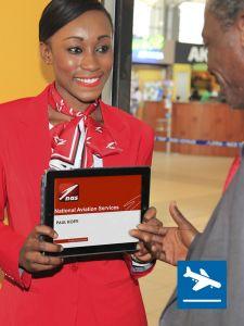 Meet & Assist Entebbe for Voucher Holder