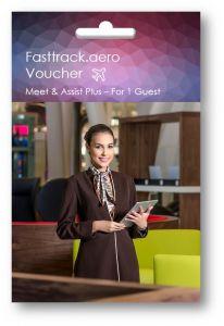 Meet & Assist Plus Voucher - Kuwait Airport