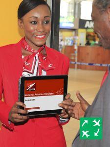 Meet and Assist - Transfer via Abidjan