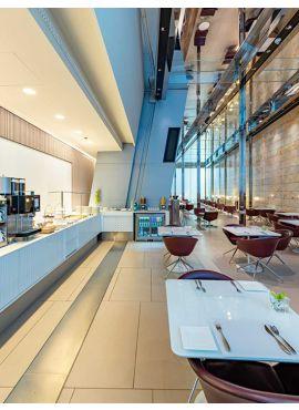 Al Maha Transit Lounge AM2 - Doha Hammad Int'l Airport
