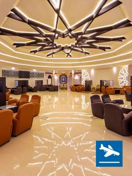 Diamond Lounge VIP Terminal
