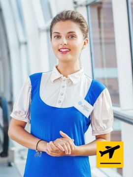 Gold Meet and Assist Departure from Heraklion Airport