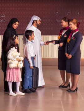 Family Meet and Assist Package - Arrival to Doha Hammad International Airport