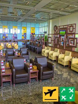 Pearl Lounge - Transfer via Kigali International Airport