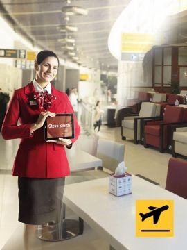 Golden Class Meet and Assist Plus - Departure from Abu Dhabi International Airport