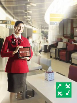 Golden Class Meet and Assist Plus - Transfer via Abu Dhabi International Airport
