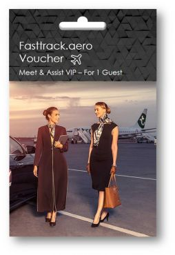 Meet and Assist VIP Voucher - Abu Dhabi
