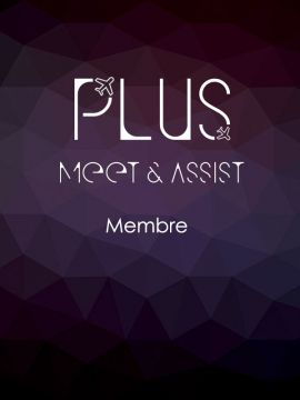 Meet & Assist Plus Membership - Morocco