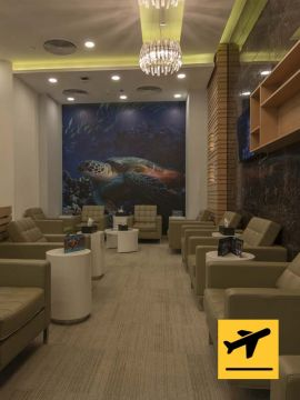 Pearl Lounge - Departure from Marsa Alam Members