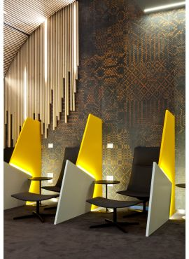 Pearl Lounge - Departure from Naples International Airport - Terminal 1