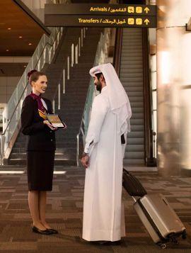 Platinum Meet and Assist - Transit via Doha Hammad International Airport