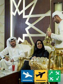 Meet & Assist - Abu Dhabi VIP Terminal (For Couple Members)