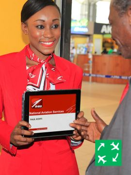 Meet and Assist - Transfer via Maputo International Airport