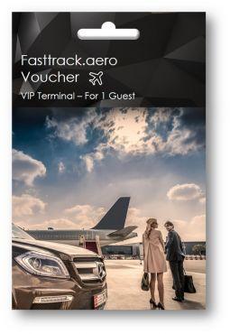 Vip Terminal Abu dhabi voucher