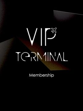 VIP Terminal Couple Annual Membership