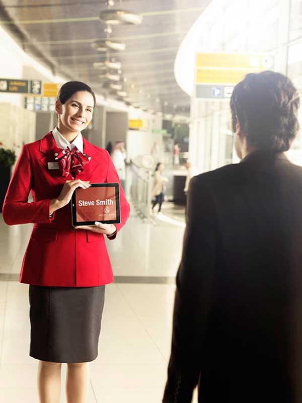 Gold Meet and Greet - Arrival at Dubai International Airport - Terminal 1 / Terminal 3